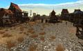 Построенный игроками град во орденских землях