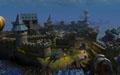 Пристань замка Эир